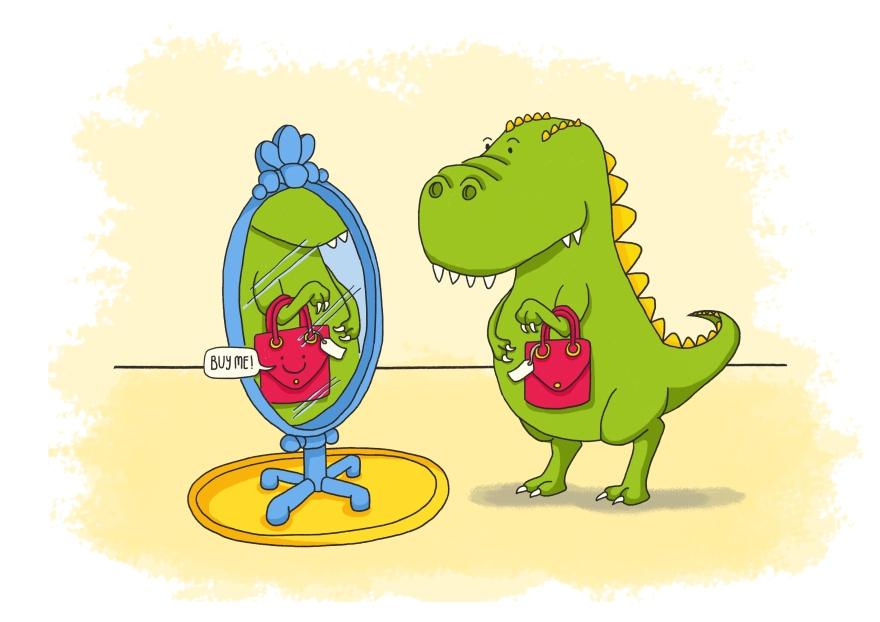 Fancy Dino