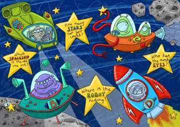Space activity page