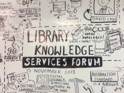 Library Knowledge Services Forum 2018
