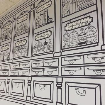 SASH Educational Centre Mural