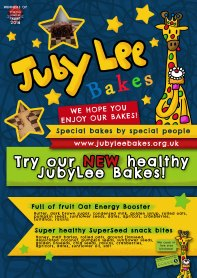 JubyLee Bakes Poster
