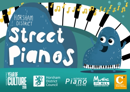 Street Pianos Banner