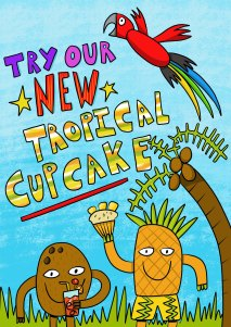Tropical_Cupcakes