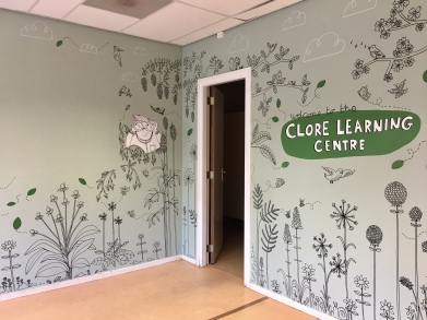 Clore Learning Centre at RHS Wisley